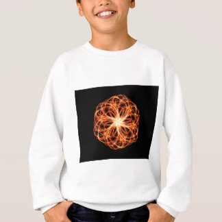 Sweatshirt Mandala d'éclairage