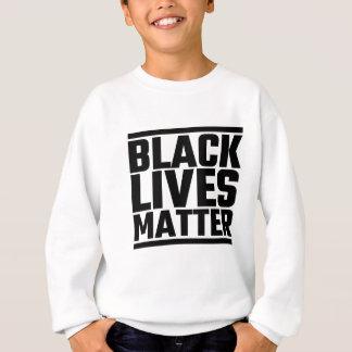 Sweatshirt Matière noire des vies