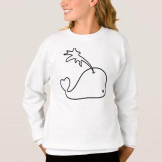Sweatshirt Moletom pour Filles