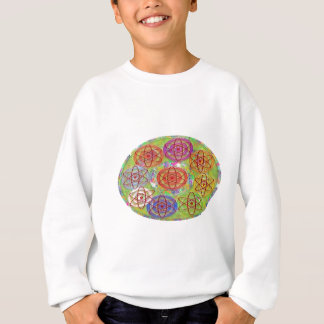 Sweatshirt Monde des électrons - neuf fous
