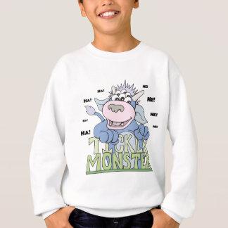 Sweatshirt monstre de chatouillement