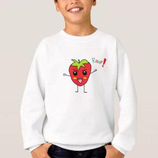 Sweatshirt Monstre de fraise