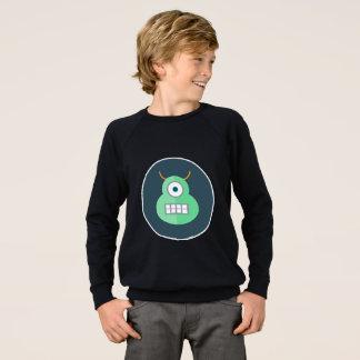 Sweatshirt Monstre Halloween