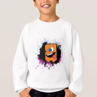Sweatshirt Monstre idiot