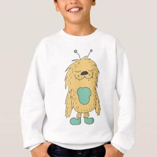 Sweatshirt monstre mignon