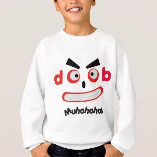 Sweatshirt Monstre riant