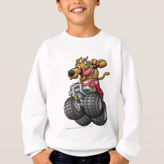 Sweatshirt Monstre Truck1 de Scooby Doo
