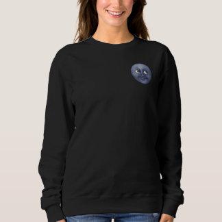 Sweatshirt Moon Emoji