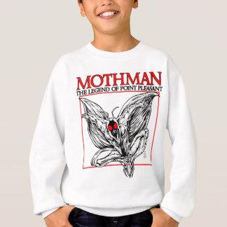 Sweatshirt Mothman : La légende du point agréable