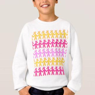 Sweatshirt Ne découpez pas l'amour