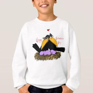 Sweatshirt Nid d'amour de Valentine