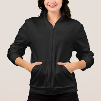 Sweatshirt noir et blanc d'ouatine de Wifey de