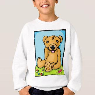 Sweatshirt Nounours avec une lobotomie
