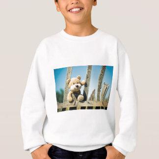 Sweatshirt Nounours mignon