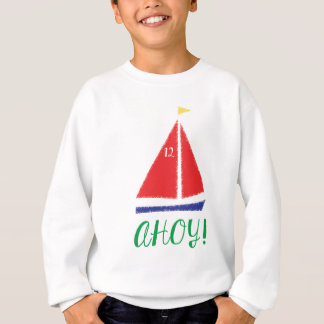 Sweatshirt Oh ! Conception de voilier