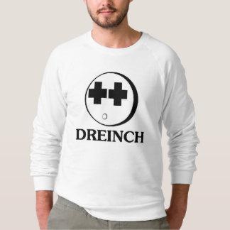 Sweatshirt original de raglan de logo de DREINCH