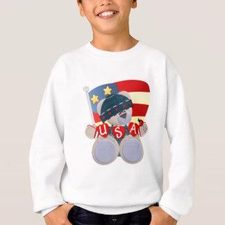 Sweatshirt Ours de nounours de Jour de la Déclaration