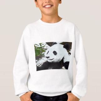 Sweatshirt Ours panda en bambou