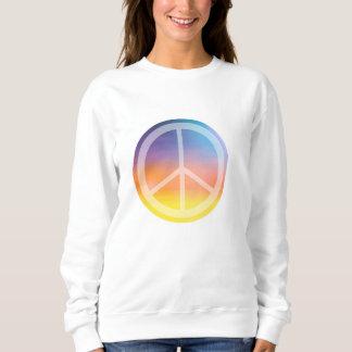 Sweatshirt Paix de coucher du soleil