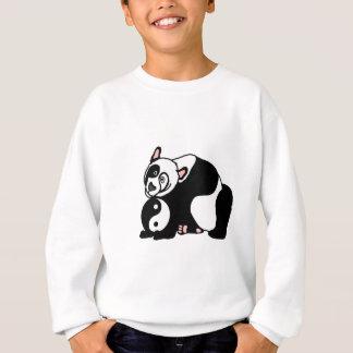 Sweatshirt Panda de Yin-Yang