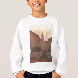 Sweatshirt Par le townwall par Caspar David Friedrich