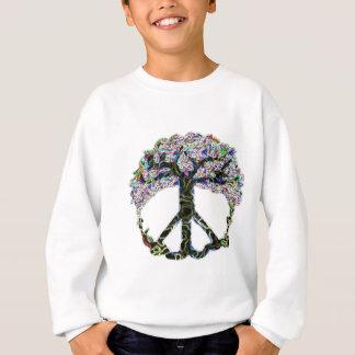 Sweatshirt Peace_Tree_