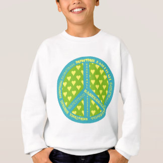 Sweatshirt peacewithbasketballinframe.