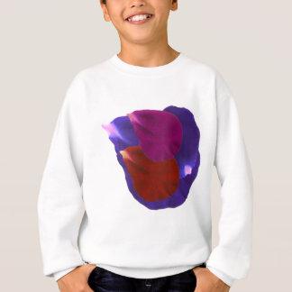Sweatshirt Pétales de fleur