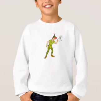 Sweatshirt Peter Pan et Tinkerbell Disney