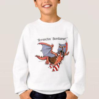 Sweatshirt Petit monstre Screechin Bombanat