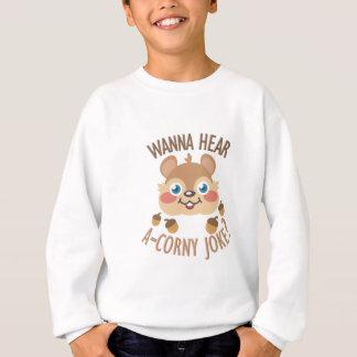 Sweatshirt Plaisanterie Un-Bébête