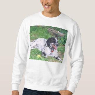 Sweatshirt Pleine pose de poseur anglais