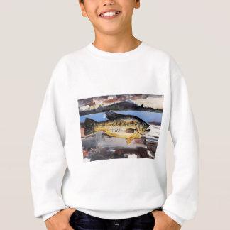 Sweatshirt Poissons bas Winslow Homer