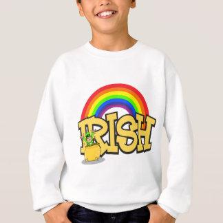 Sweatshirt Pot d'or irlandais