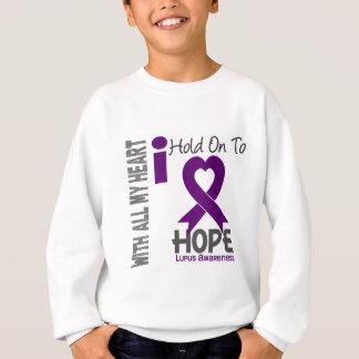 Sweatshirt Prise du lupus I dessus à l'espoir