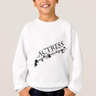 Sweatshirt Produits frais d'actrice !