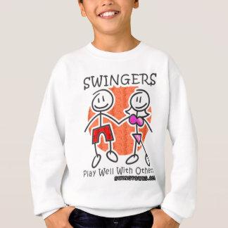 Sweatshirt Puits de jeu de partouzeurs ensemble