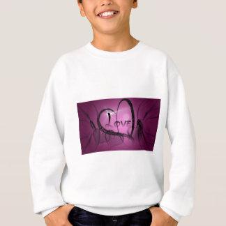Sweatshirt Purple Heart