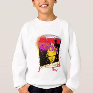 Sweatshirt Roches de PopArt