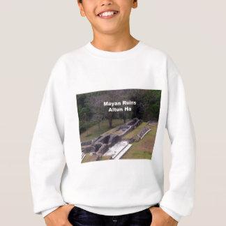 Sweatshirt Ruines maya, Altun ha