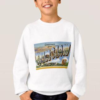 Sweatshirt Salutations de Winslow Arizona