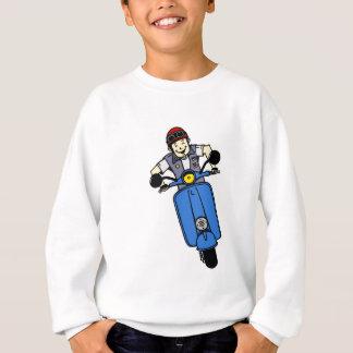Sweatshirt Scooter