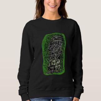 Sweatshirt Sergent de zombi, par Brian Benson