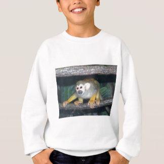 Sweatshirt Singe-écureuil se tapissant