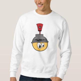 Sweatshirt slowy smile