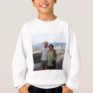 Sweatshirt Souvenirs de mariage de Mandy et de John
