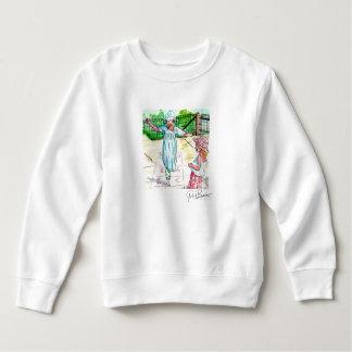 Sweatshirt Souvenirs d'un grand enfance - jeu de marelle