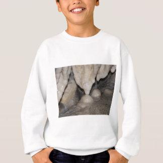 Sweatshirt stalactites et stalagmites