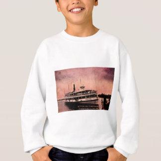 Sweatshirt Streptocoque. Ville de Cincinnati, lac Chautauqua,