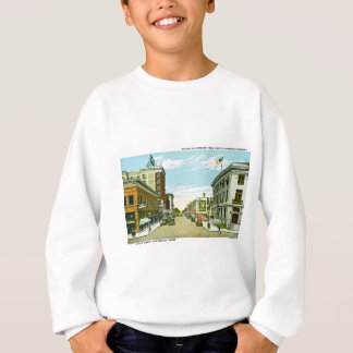Sweatshirt Sur la vieilles traînée de l'Orégon et route de